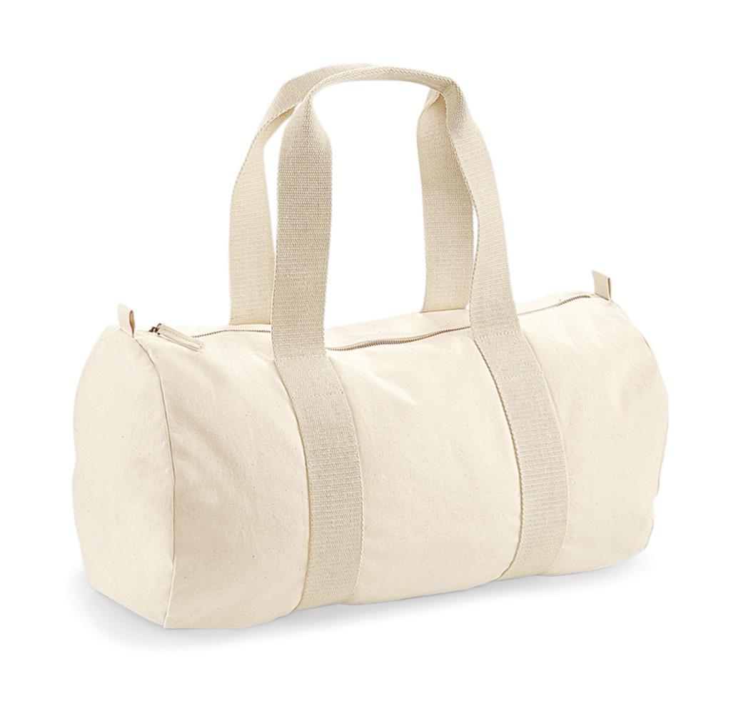 EarthAware™ Organic Barrel Bag