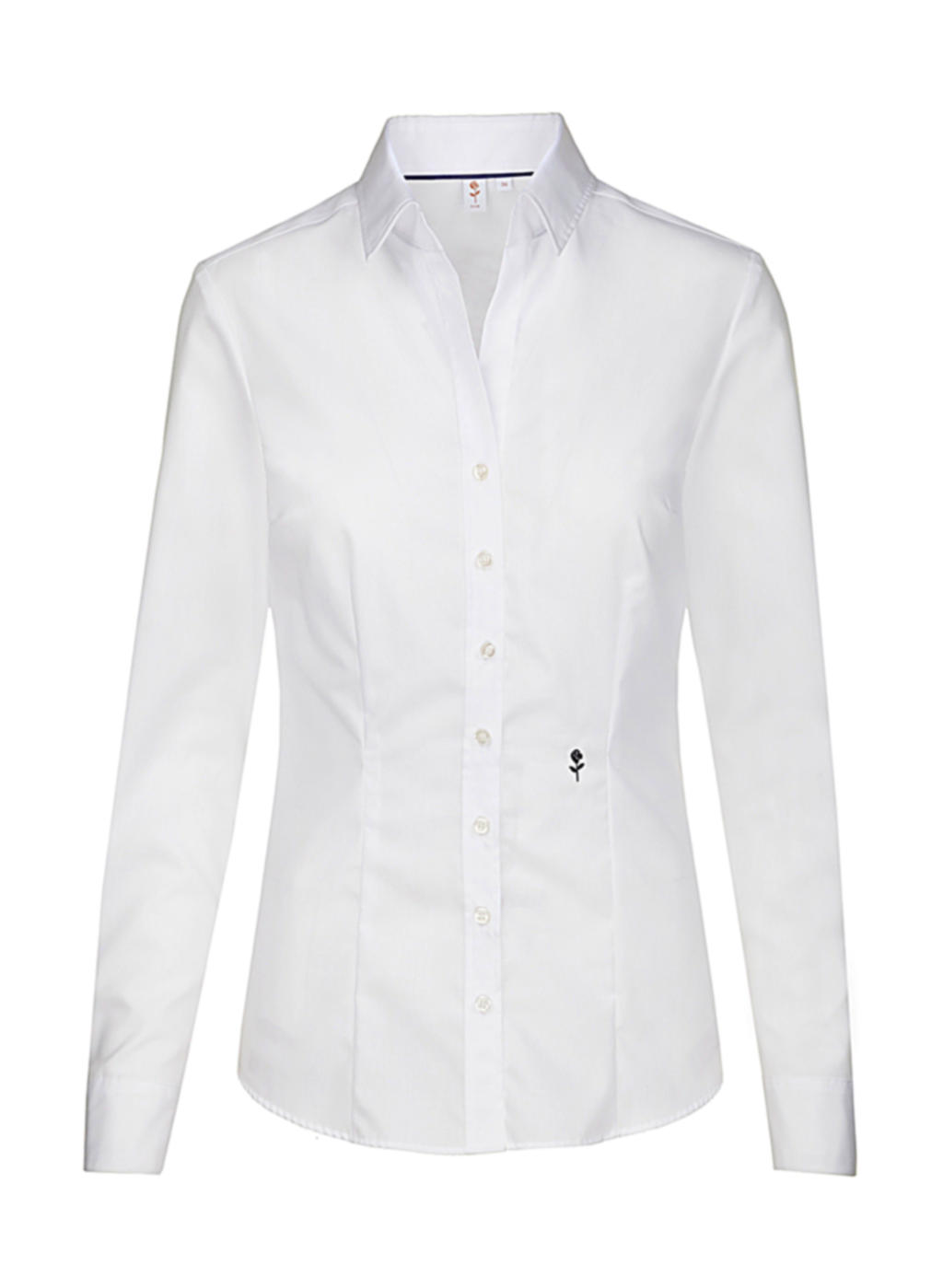 Seidensticker Ladies` Slim Fit Shirt LS