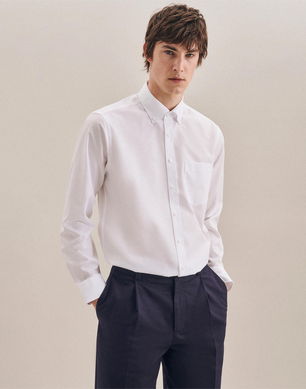 Seidensticker Modern Fit Shirt LS Button Down