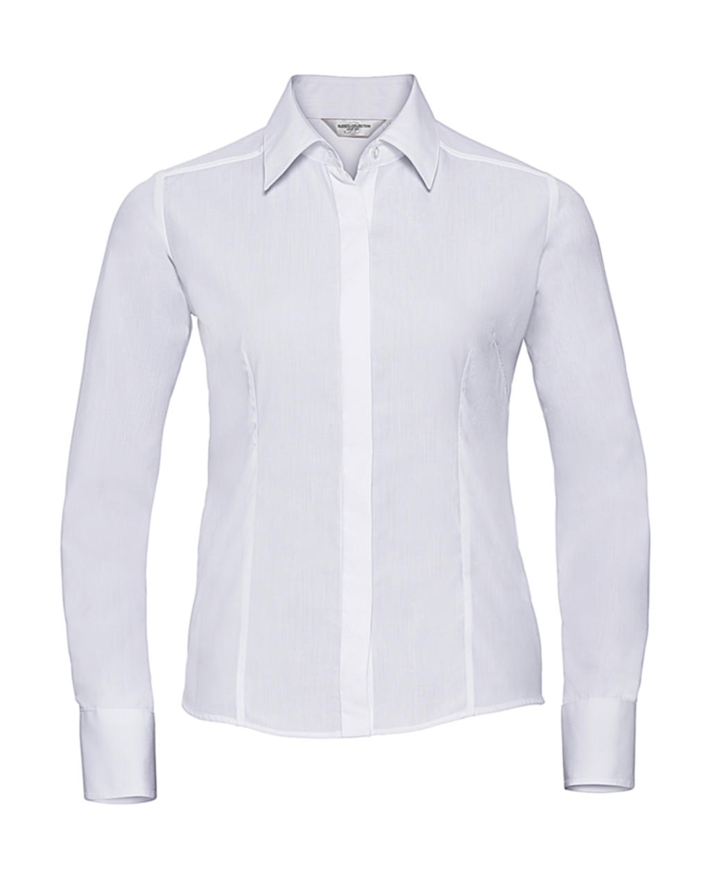 Ladies LS Poplin Shirt
