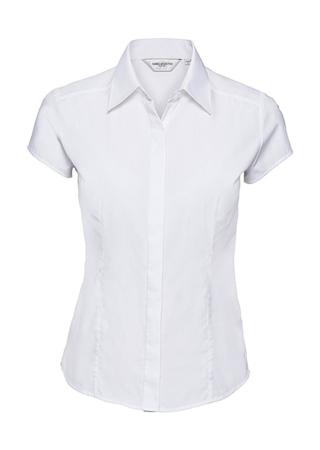 Ladies` Poplin Shirt
