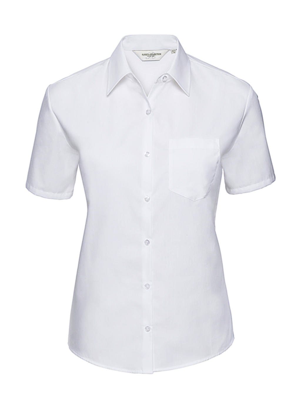 Ladies` Cotton Poplin Shirt