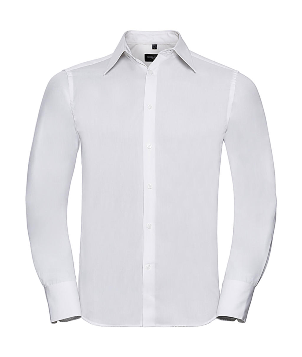 Tencel® Fitted Shirt LS