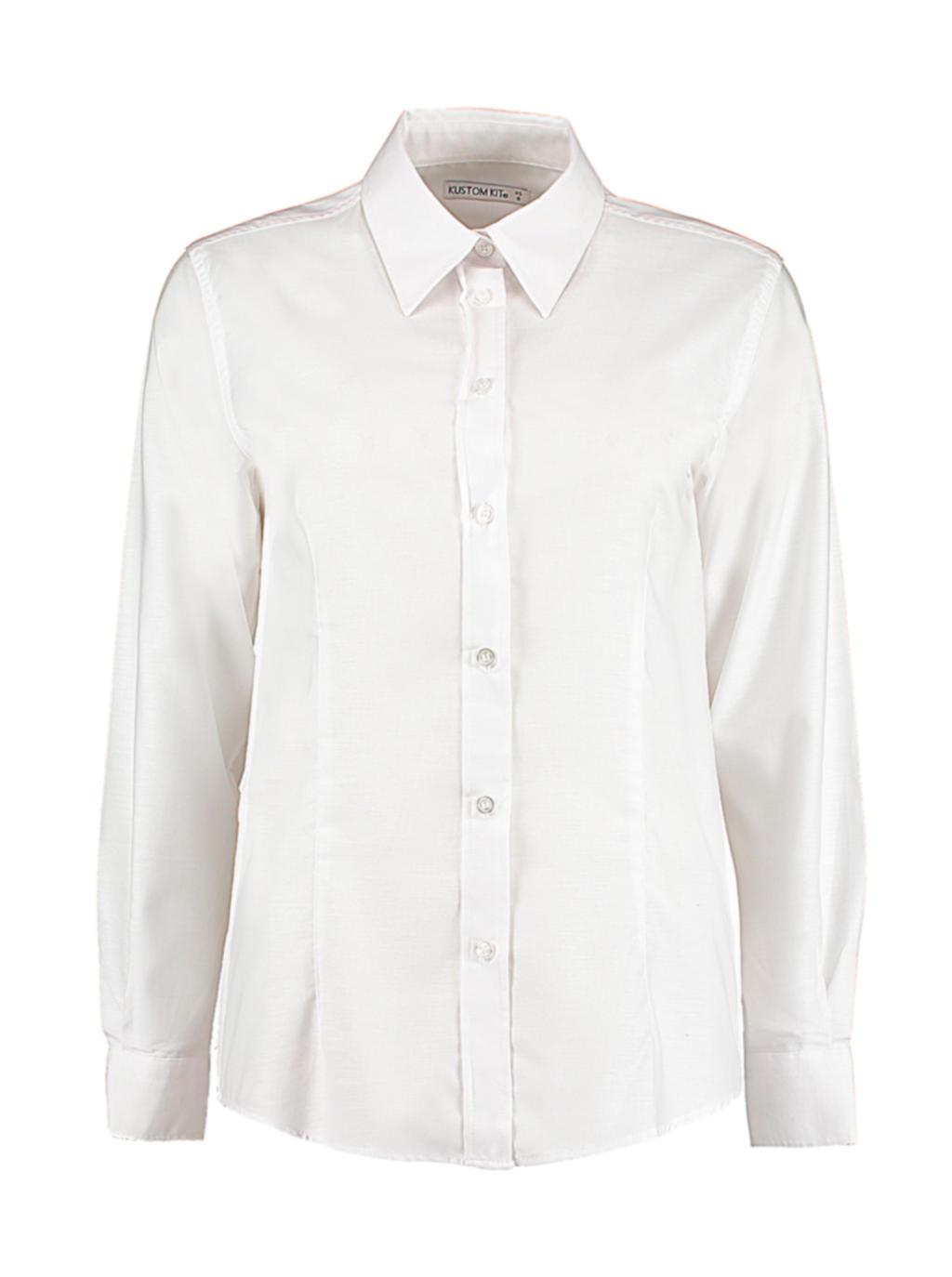 Women`s Promotional Oxford Shirt LS