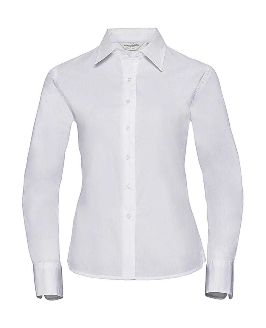 Ladies` Classic Twill Shirt LS