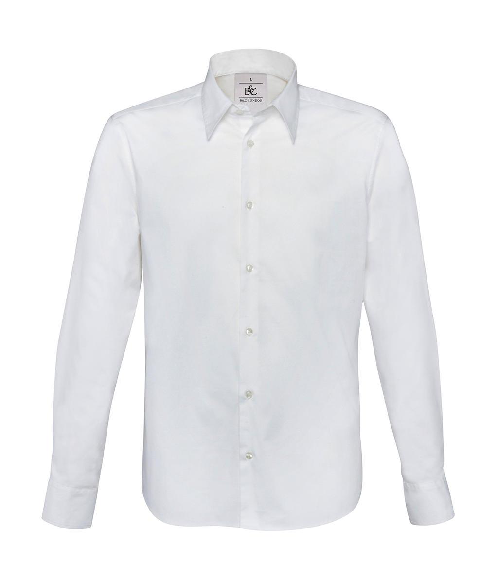 London Stretch Shirt LS