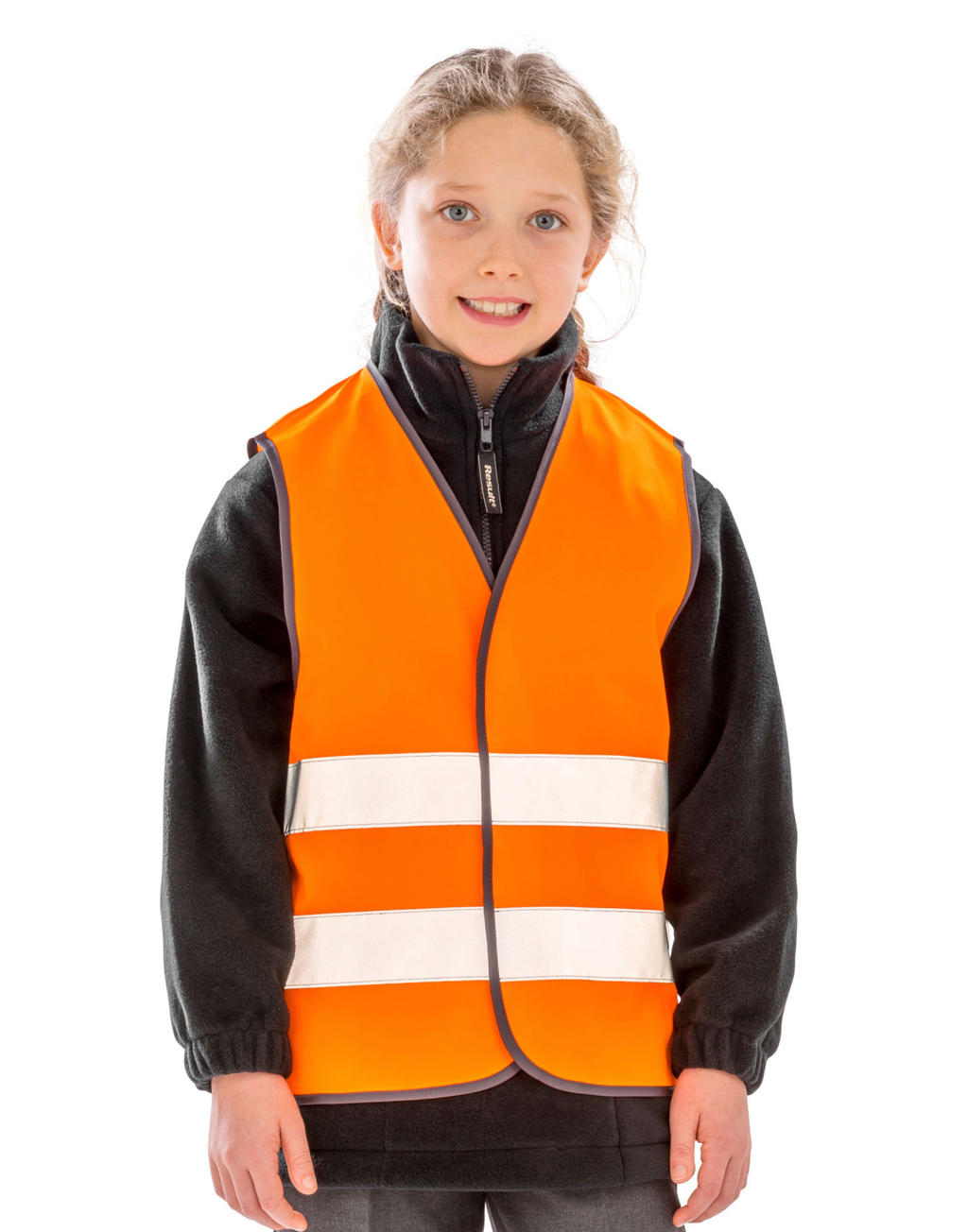 Junior Hi-Vis Safety Vest