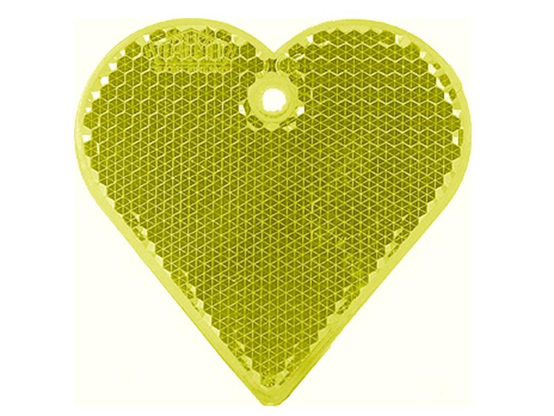 Hard reflector (Heart)