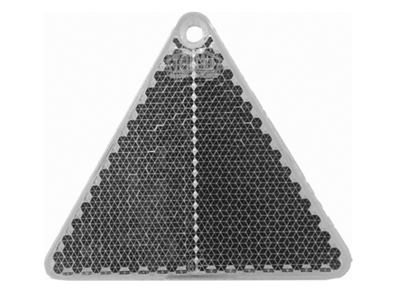 Hard reflector (Triangle)
