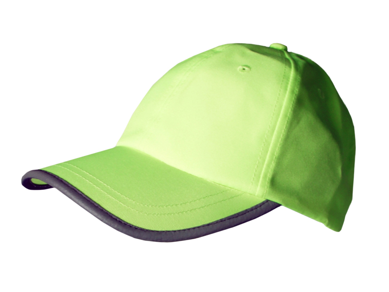 Reflective cap adult
