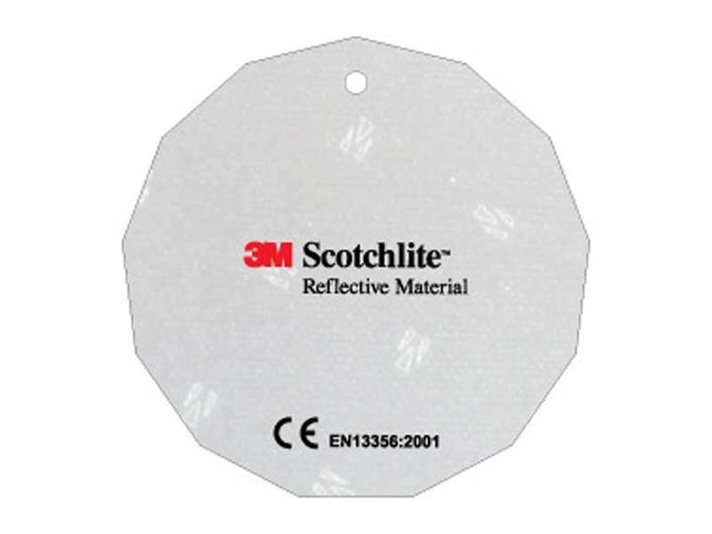 Soft reflector hexagon