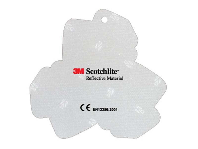Soft reflector iceblock