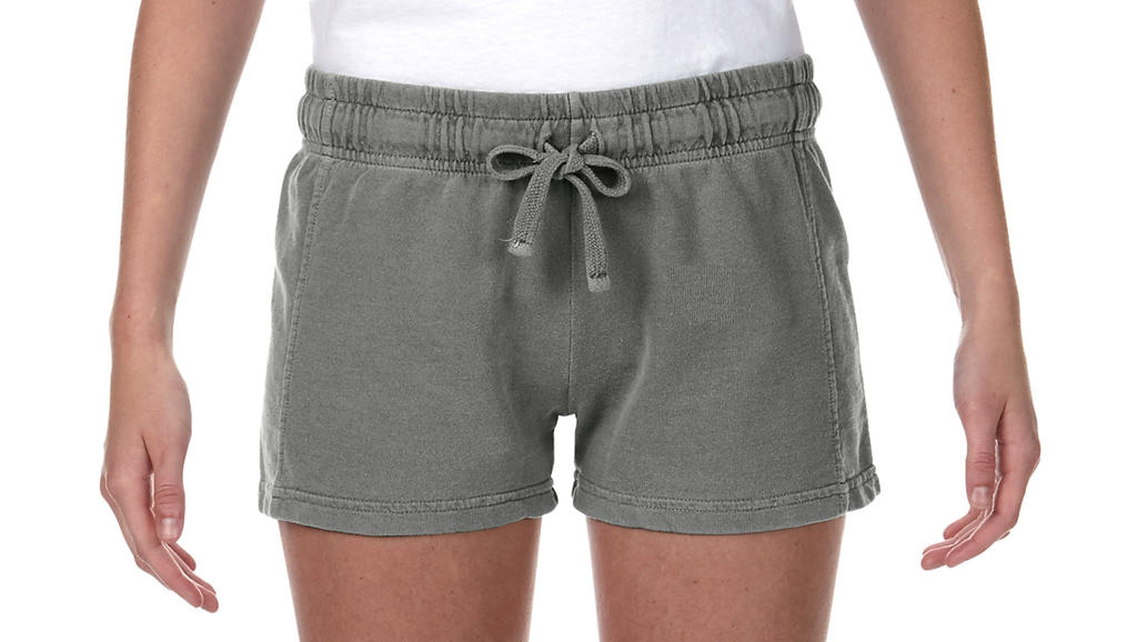 Ladies French Terry Shorts