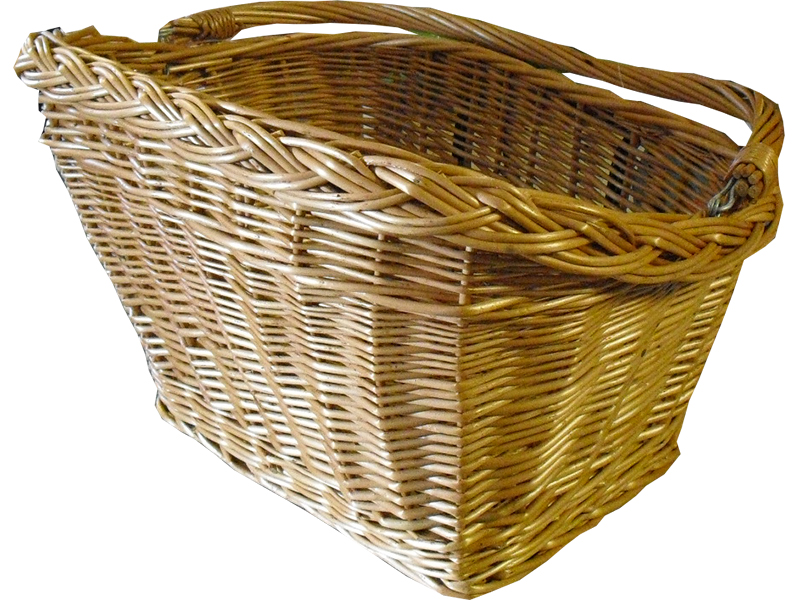 Bicycle basket Dennis
