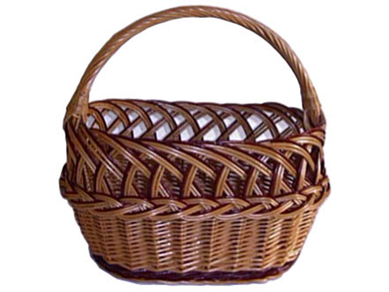 Shopping basket Azur