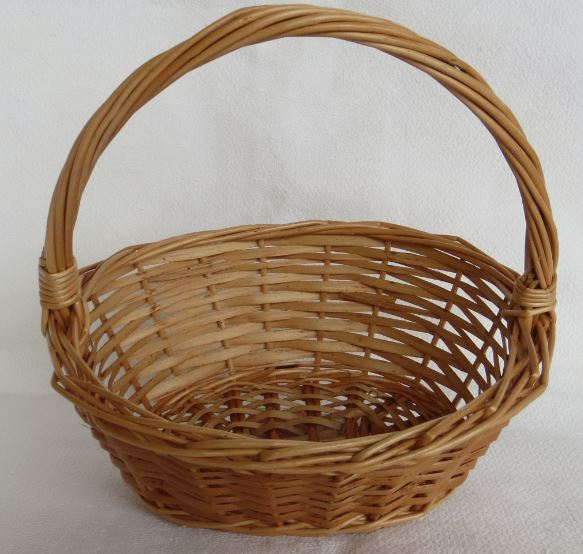 Oval basket Stina