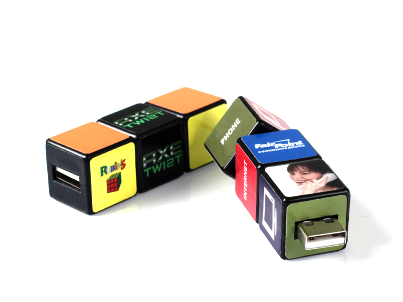 Rubik cube USB 2.0