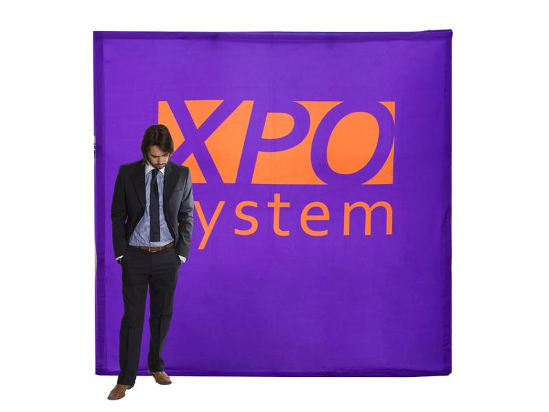 Popup Velcro (230x230 cm)