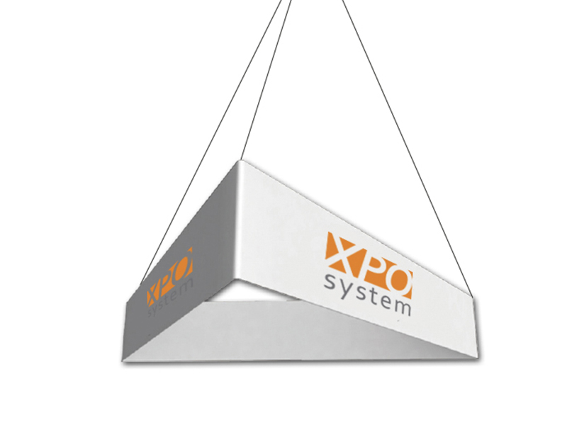 Triangle ceiling banner (420 cm)