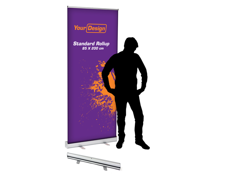 Rollup standard (85x200 cm) (Custom made)