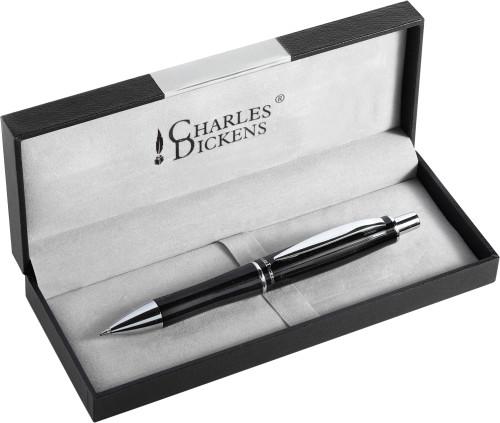 Charles Dickens® metal ballpen