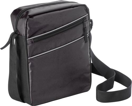 Polyester (600D/twill) shoulder bag