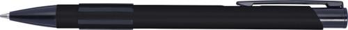 Metal, lacquered ballpoint pen