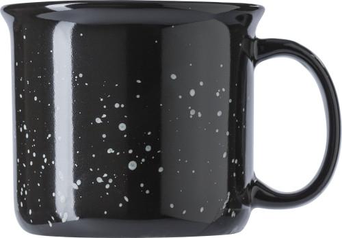 Vintage ceramic mug (450 ml)