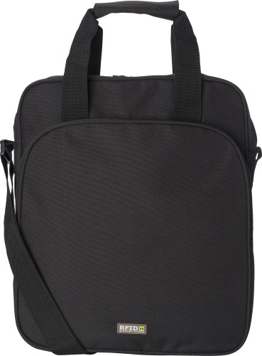Polyester (600D) laptop bag