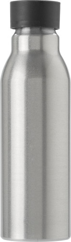 Aluminium drinking bottle (600 ml)
