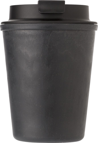Plastic travel mug (350 ml)