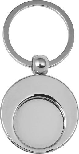 Metal 2-in-1 key holder