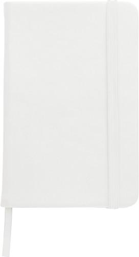 PU notebook (approx. A5)
