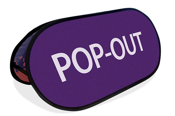 Popout (270x110 cm)