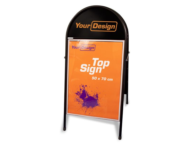 Sign Top (70 x 100 cm)