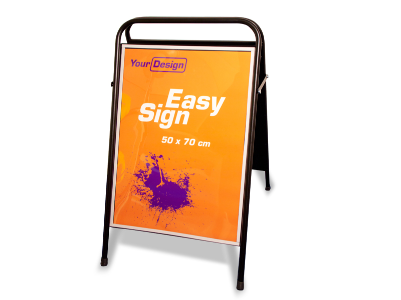 Sign Easy (70 x 100 cm)