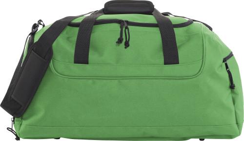 Polyester (600D) travel bag
