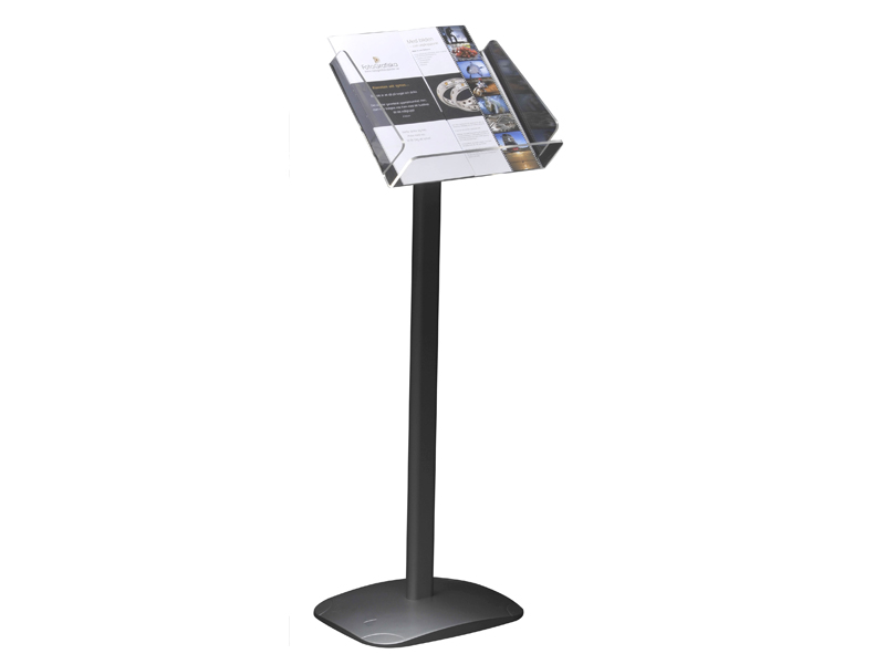 Brochure stand Ambiente A4 horisontal (Custom made)