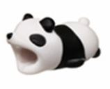 Cable cover (Panda) for iPhone (Custom made)