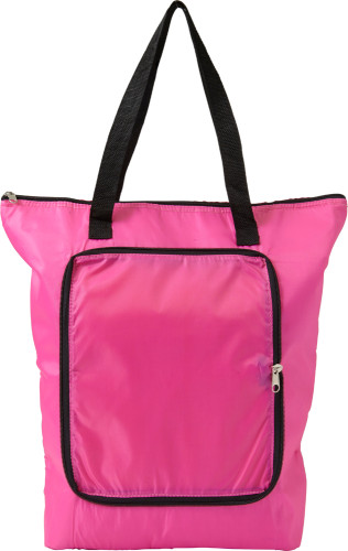 Polyester (210D) foldable cooler bag