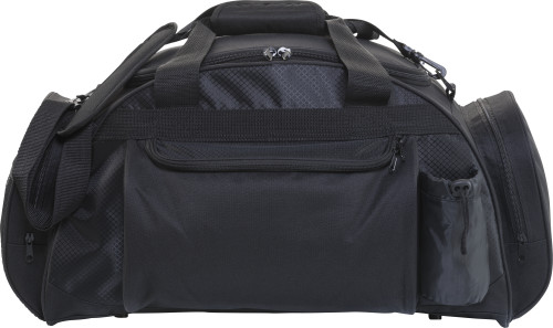 Polyester (600D) weekend/travel bag