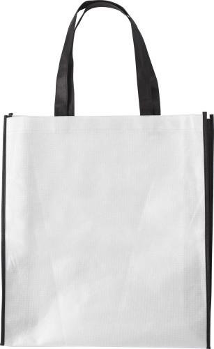 Nonwoven (80 gr/m2) shopping bag