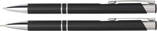 Aluminium pen set