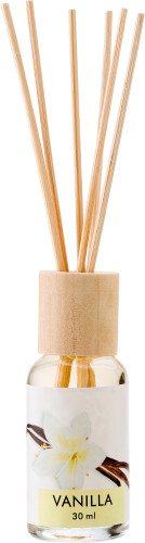 Reed diffuser with one glass bottle (30ml)