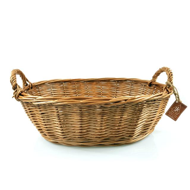 Oval basket Laila