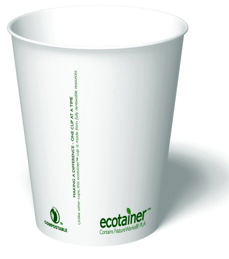 ECO Paper cup (Single wall)