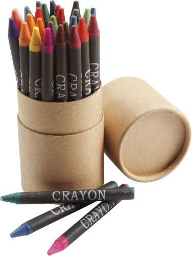 Crayon set