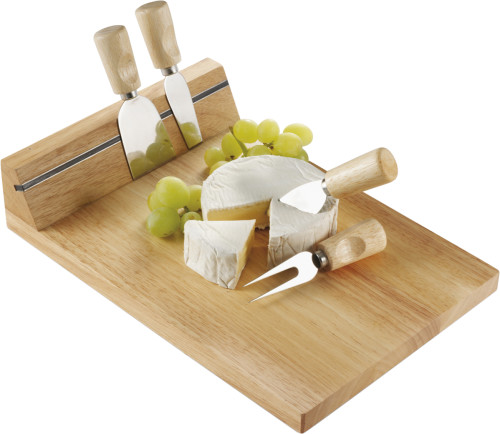 Rectangular Wooden cheese board
