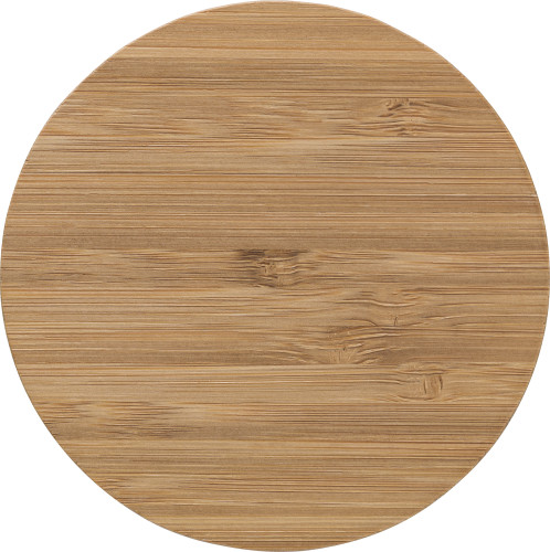 Bamboo wireless fast charger