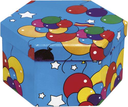 Cardboard box art set